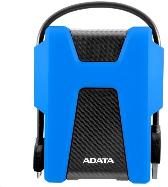 ADATA HD680, 1TB, modrá