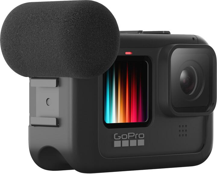 GoPro vlogovací nástroj Media Mod pro HERO9 Black, černá