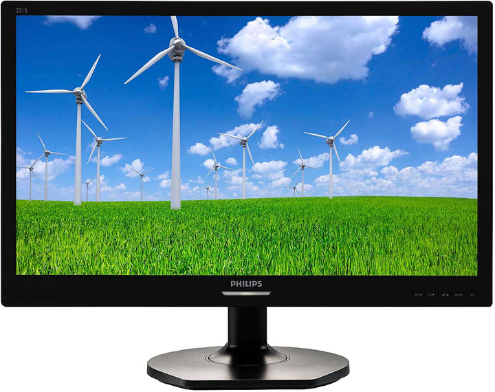 Philips 221S6QSB FHD - LED monitor 22""
