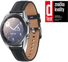 Samsung Galaxy Watch 3 41 mm, Mystic Silver - SM-R850NZSAEUE