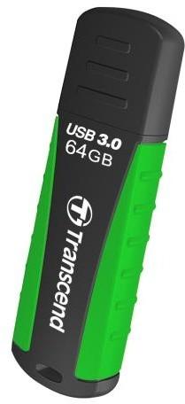 Transcend JetFlash 810 64GB, zelenočerná
