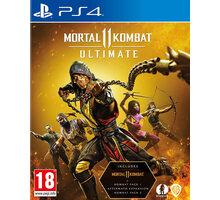 Mortal Kombat 11 Ultimate (PS4) - 5051890324900