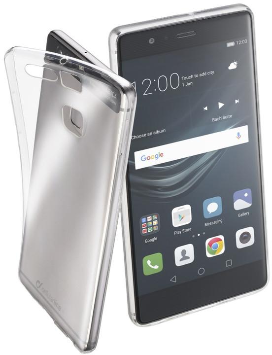 CellularLine CellularLine Fine zadní kryt pro Huawei P9, extratenký, bezbarvý