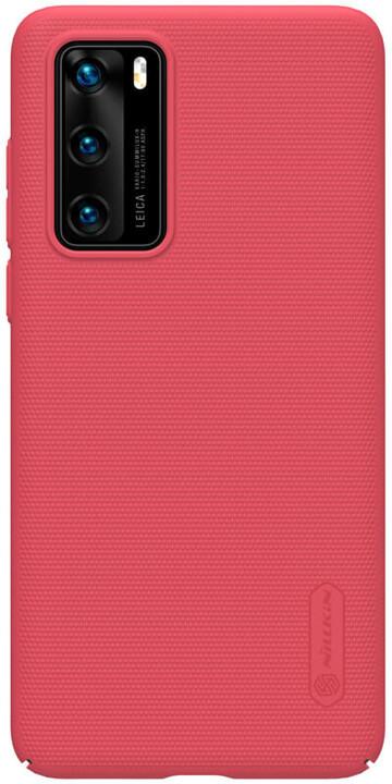 Nillkin zadní kryt Super Frosted pro Huawei P40, červená