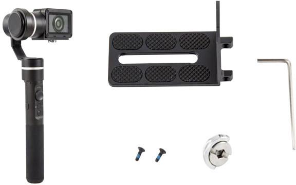 Feiyu Tech adaptér na Sony RX0 pro stabilizátor WG2/G5