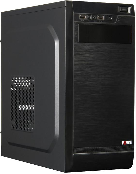 Porte ZZ5, černý se stříbrnou linkou