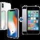 Apple iPhone X, 64GB, stříbrná  + Apple iPad 32GB, WIFI, stříbrná 2017 + Guitar Hero Live + Fitbit Flex 2, černá (v ceně 1899Kč)