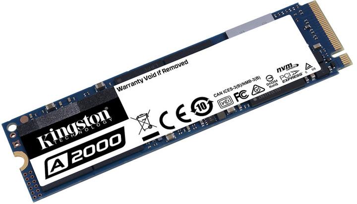 Kingston A2000, M.2 - 250GB