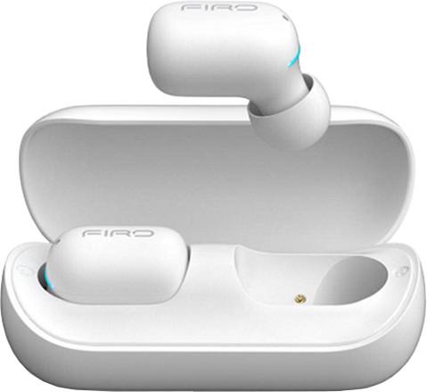 IMMAX bezdrátová sluchátka, bílá