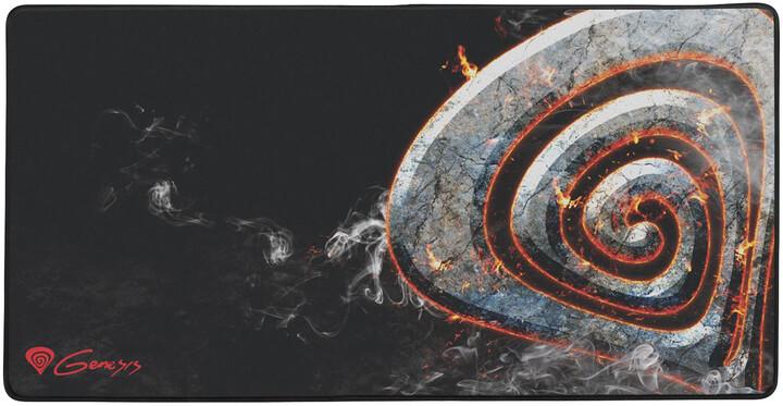 Genesis Carbon 500 Lava, Maxi