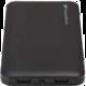 GP RC10AB, záložní zdroj 10000 mAh, USB, USB kabel, černá