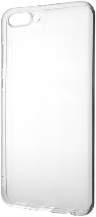 FIXED Skin ultratenké TPU gelové pouzdro pro Huawei Y7 Prime (2018), čiré