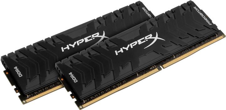 HyperX Predator 16GB (2x8GB) DDR4 3200