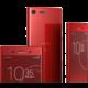 Sony Xperia XZ Premium, červená