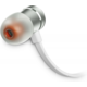 JBL T290, stříbrná