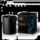 Svíčka vonná The Greatest Candle, v černém skle, jasmínový zázrak, 170 g