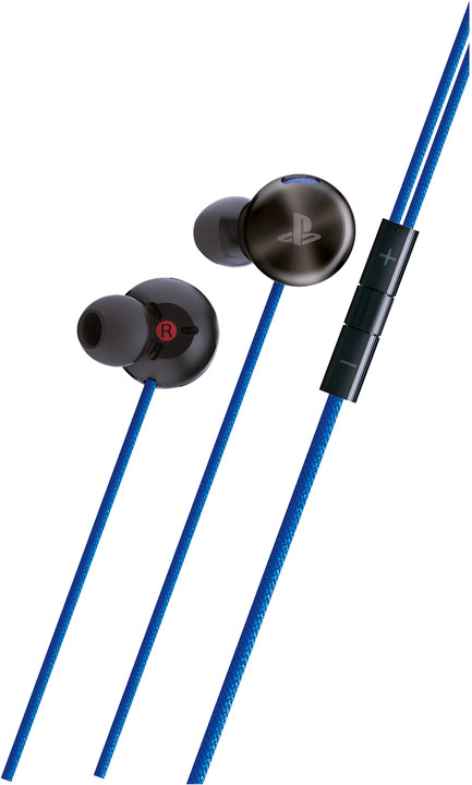 PlayStation 4 - COBRA In-ear Stereo Headset, černá