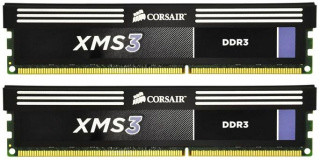 Corsair XMS3 8GB (2x4GB) DDR3 1600
