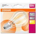 Osram LED Filament STAR ClasA  8W 827 E27 noDIM A++ 2700K