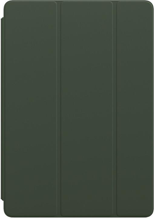 Apple ochranný obal Smart Cover pro iPad (8.generace), tmavě zelená
