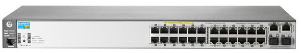 HP 2620-24-PPoE+