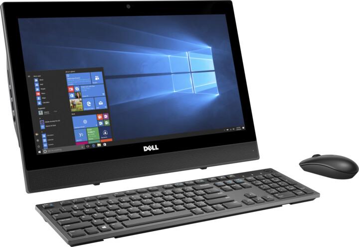 Dell Optiplex 3050, černá