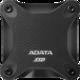 ADATA ASD600Q, USB3.1 - 240GB, černá