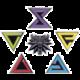 Odznaky The Witcher - Znamení