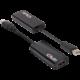 Club3D Mini DisplayPort 1.2 na HDMI 2.0, podpora 4K/60Hz, aktivní adaptér, 15cm  + Voucher až na 3 měsíce HBO GO jako dárek (max 1 ks na objednávku)