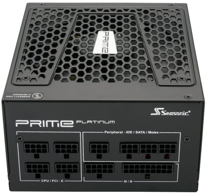 Seasonic Prime SSR-650PD, 650W