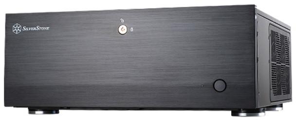 SilverStone Grandia SST-GD07B USB 3.0, bez zdroje, černá
