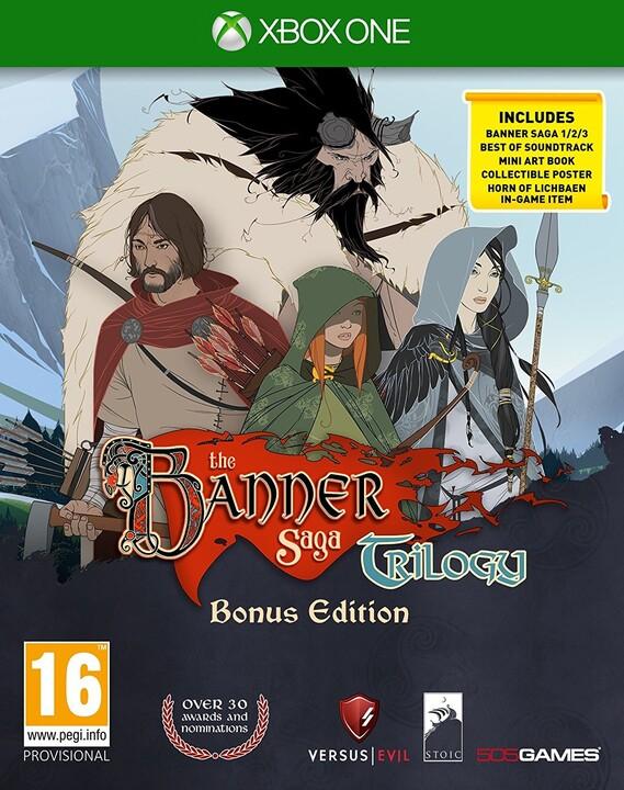 The Banner Saga Trilogy - Bonus Edition (Xbox ONE)