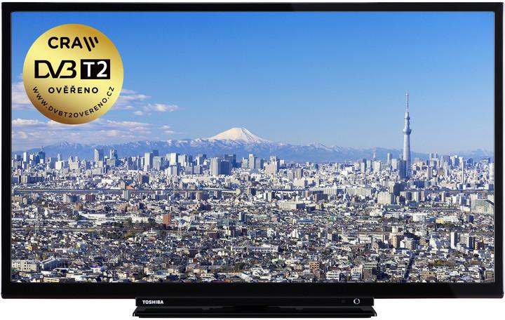 Toshiba 24W1763DG - 61cm