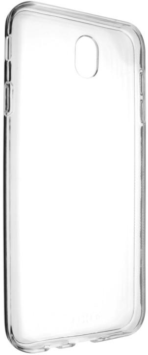 FIXED TPU gelové pouzdro pro Samsung Galaxy J7 (2017), čiré