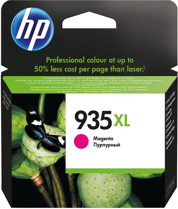 HP C2P25AE náplň č.935XL, magenta