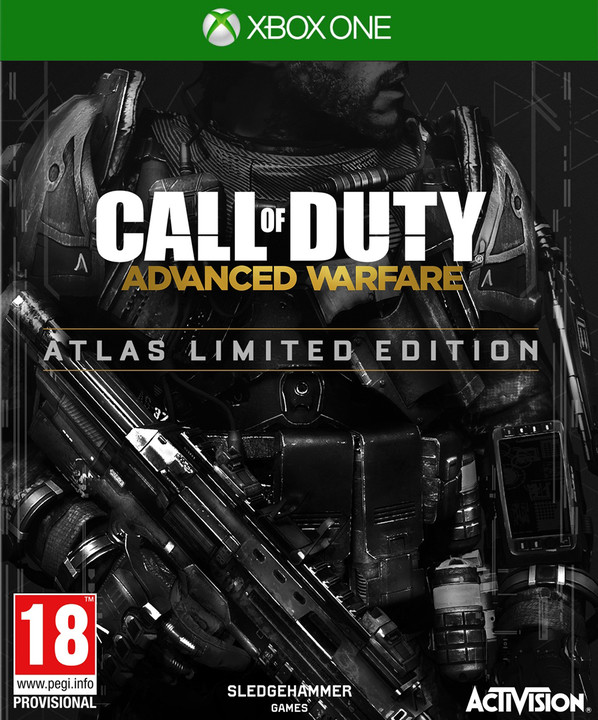 Call of Duty: Advanced Warfare - Atlas Limited Edition (Xbox ONE)