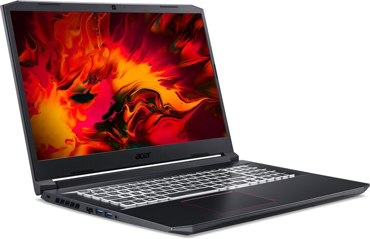 Acer Nitro 5 (AN517-52-76JT), černá