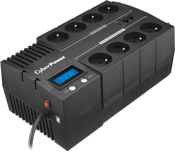 CyberPower BRICs Series II SOHO 1200VA/720W, LCD