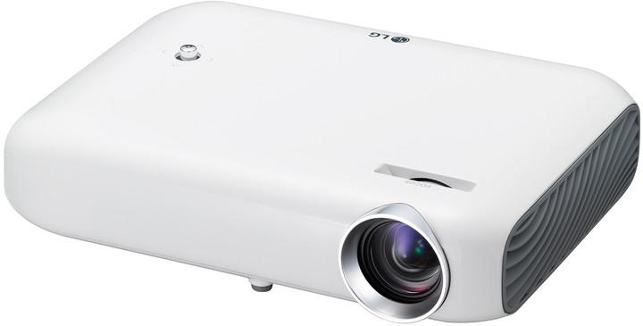 LG PW1000G-G - mobilní mini projektor