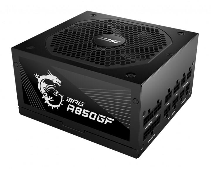 MSI MPG A850GF - 850W
