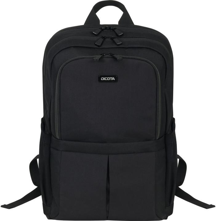 "DICOTA Backpack SCALE - Batoh na notebook - 15.6"" - černá"