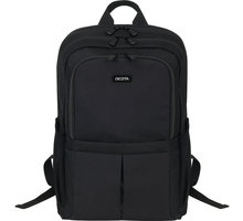 "DICOTA Backpack SCALE - Batoh na notebook - 15.6"" - černá - D31429"