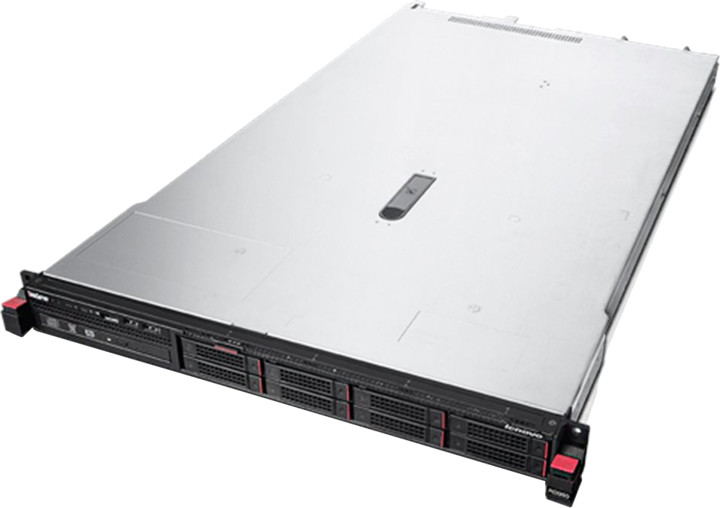 Lenovo ThinkServer RD350 Rack /E5-2609v4/8GB/Bez HDD/450W