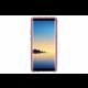 Samsung ochranný kryt z kůže Alcantara pro Note 8, růžová