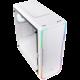 BITFENIX Enso RGB, Tempered Glass, bílá