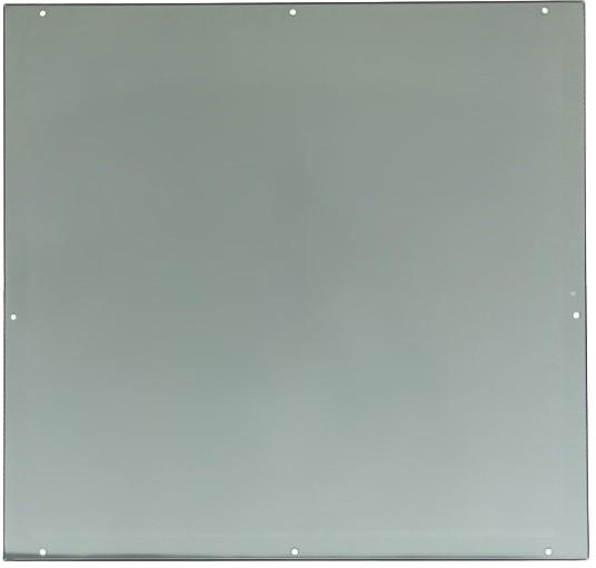 Eurocase průhledná bočnice pro skříně modelové řady ML X8xx