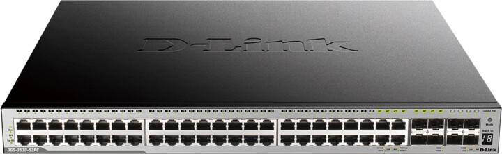 D-Link DGS-3630-52PC/SI