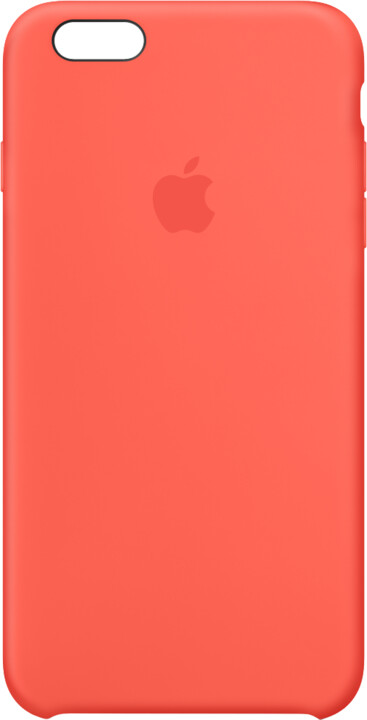Apple iPhone 6s Plus Silicone Case - Apricot