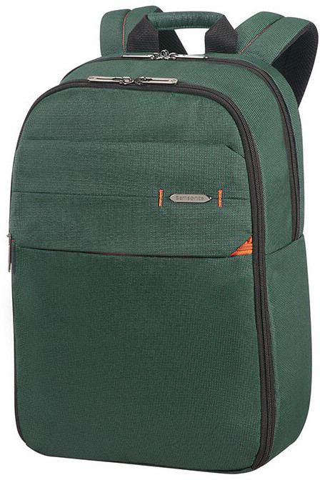 "Samsonite Network 3 LAPTOP BACKPACK 15.6"" Bottle Green"
