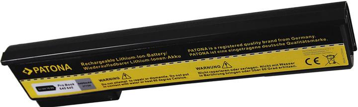 Patona baterie pro ntb HP ProBook 640/650 4400mAh Li-lon 10,8V CA06XL